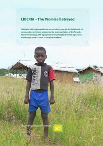 Liberia - The Promise Betrayed